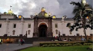 La plaza grande | Cento histórico de Quito
