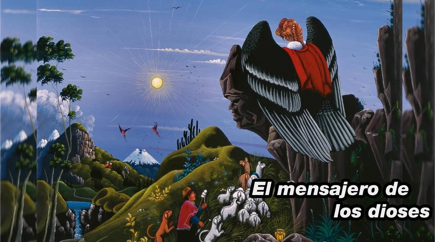 leyenda el condor enamorado