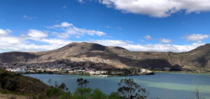 Laguna de yahuarcocha