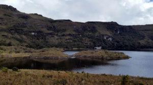 Laguna de chinchilla
