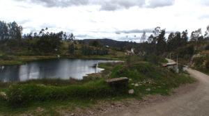 Laguna en Cañar | Guabizhun