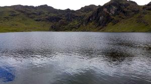 Laguna de quinuas