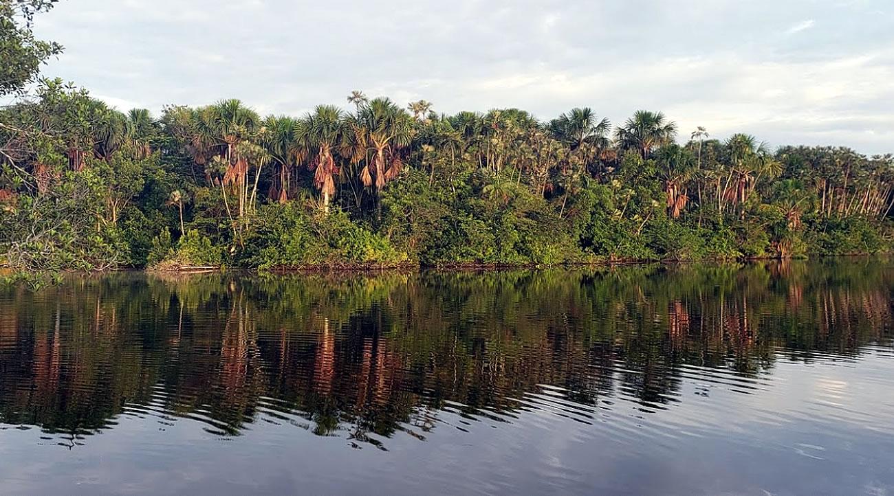 laguna Ila Kucha en taracoa