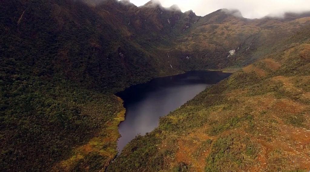 laguna Maylas gualaceo
