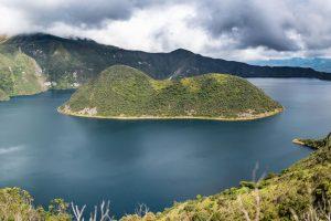 datos de Laguna Cuicocha