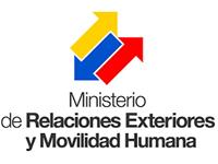 Logo ministerio de relaciones exteriores ecuador