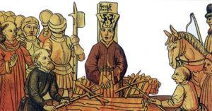 Leyenda colonial riobamba