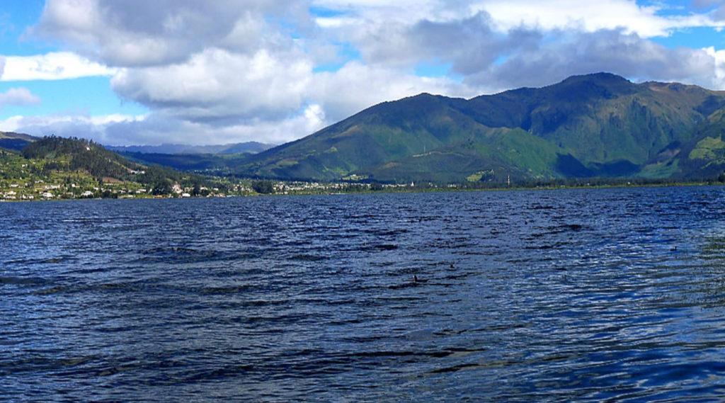 Lago San Pablo