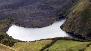 Laguna de secas