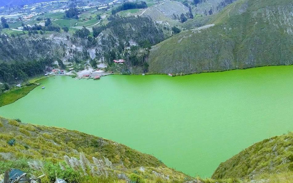 Laguna de Yambo - Ecuador