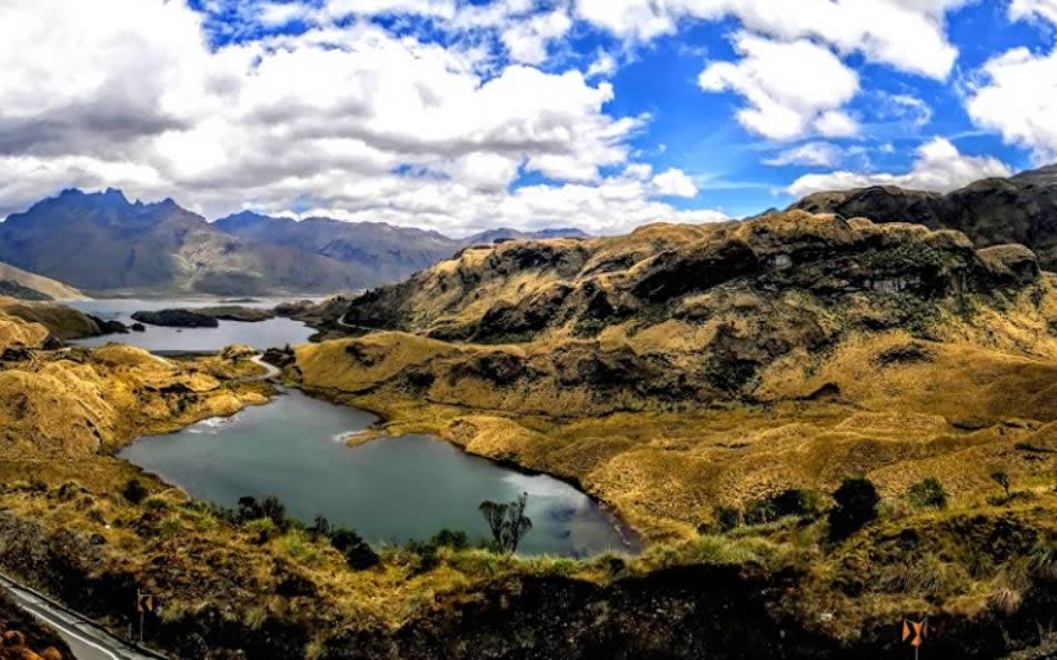 Parque Nacional Sangay - Datos de esta belleza natural en Ecuador