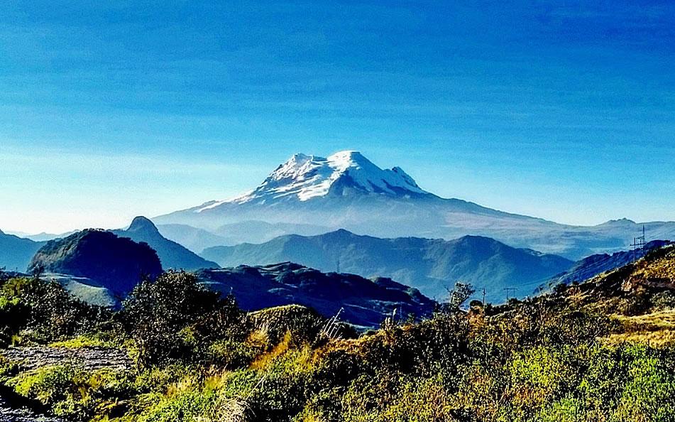 Volcan Antisana