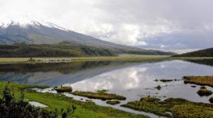 Limpiopungo lake