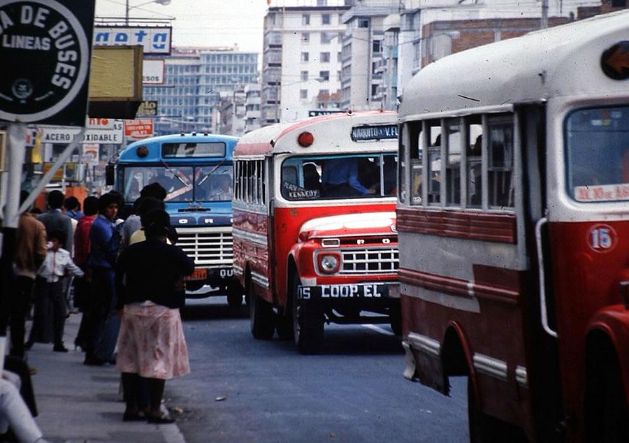 Quito en 1983