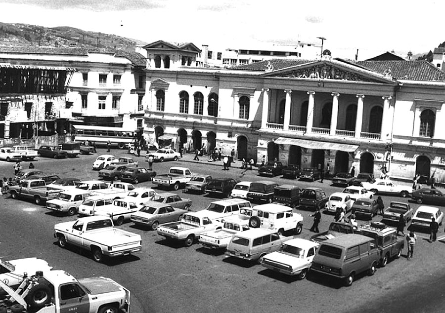 quito antiguo 1988