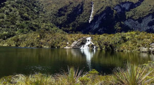 Lagunas en Azuay Chordeleg